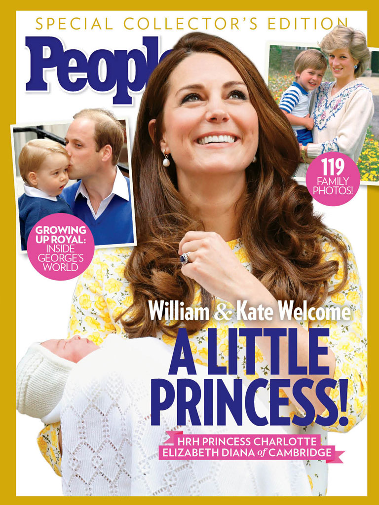 Prince William: Princess Charlotte Doesn't Sleep and Prince George 'Never Stops Moving!'  The British Royals, The Royals, Kate Middleton, Prince George, Prince William, Princess Charlotte