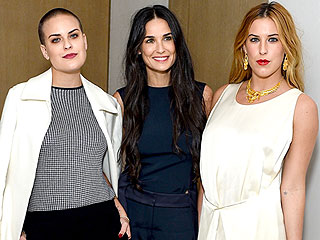 Rumer, Scout and Tallulah Willis Shower Demi Moore with Mother's Day Love – and Amazing Throwback Photos