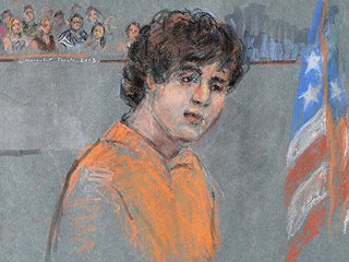 Inside the Courtroom Where Dzhokhar Tsarnaev Was Sentenced to Death