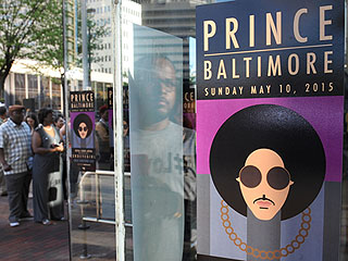 Prince's 'Rally 4 Peace' Concert Draws Thousands in Baltimore