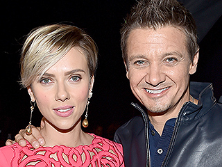 Jeremy Renner Sends Avengers Costar Scarlett Johansson Sweet Mother's Day Wishes