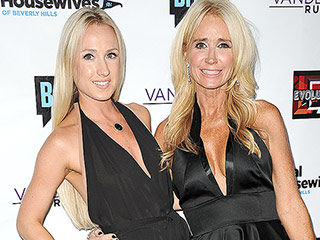 Kim Richards' Ex Monty Brinson Won't Be at Their Daughter's Wedding Due to Failing Health