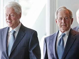 Congress Takes Step to Cut Taxpayer Funds for Ex-Presidents | Bill Clinton, George W. Bush