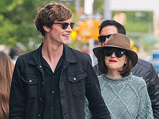 Dakota Johnson Goes on Romantic Stroll with Boyfriend Matthew Hitt