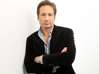 FROM EW: David Duchovny Says New X-Files Script Made Him Cry