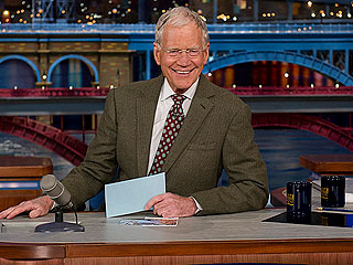 See Which Stars Attended David Letterman's Final Late Show Taping (PHOTOS)