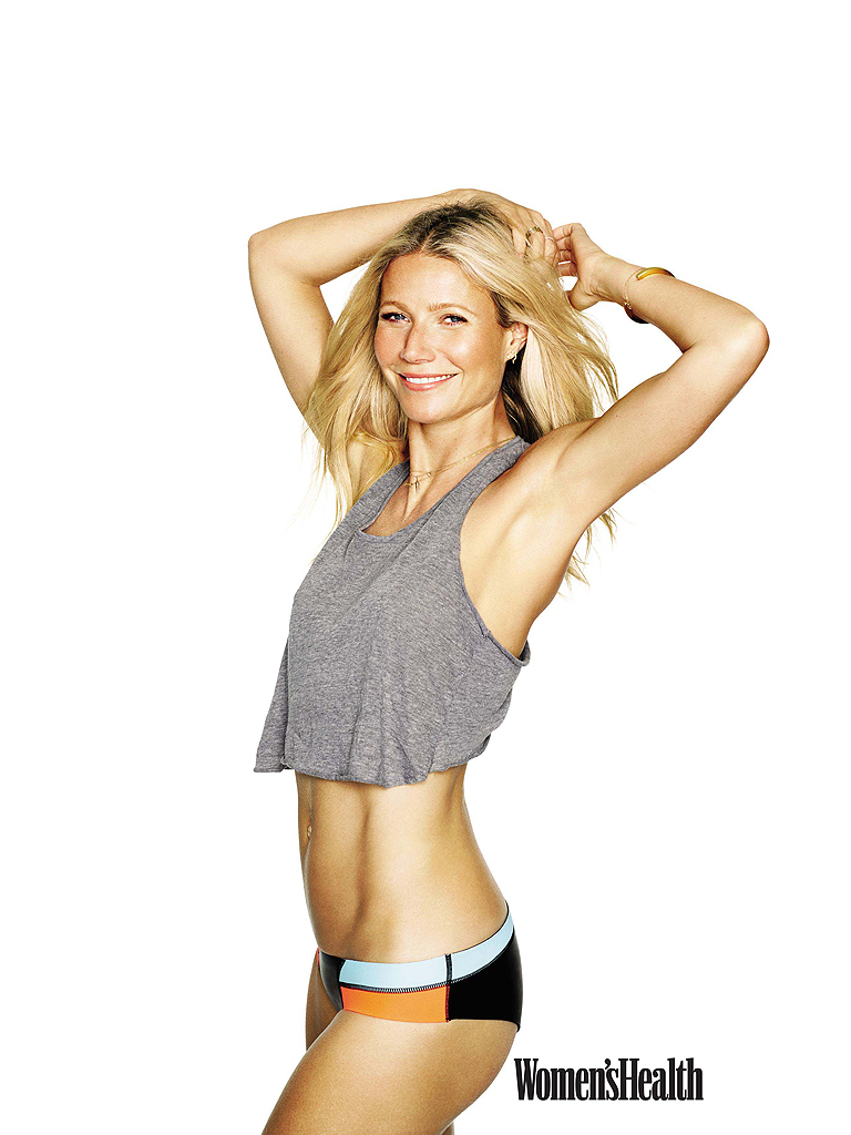 paltrow s guide to a healthy life exercise laughing having sex