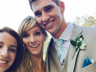 Heather Morris' Wedding to Taylor Hubbell Turns into a Massive Glee Reunion
