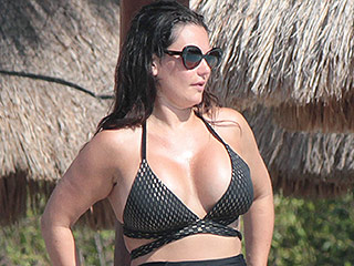 JWoww Says She's Focusing on Her Fitness After Indulging During Family Vacation