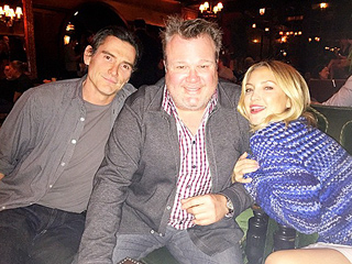 Kate Hudson Has a Sweet Reunion with Almost Famous Costars Eric Stonestreet and Billy Crudup