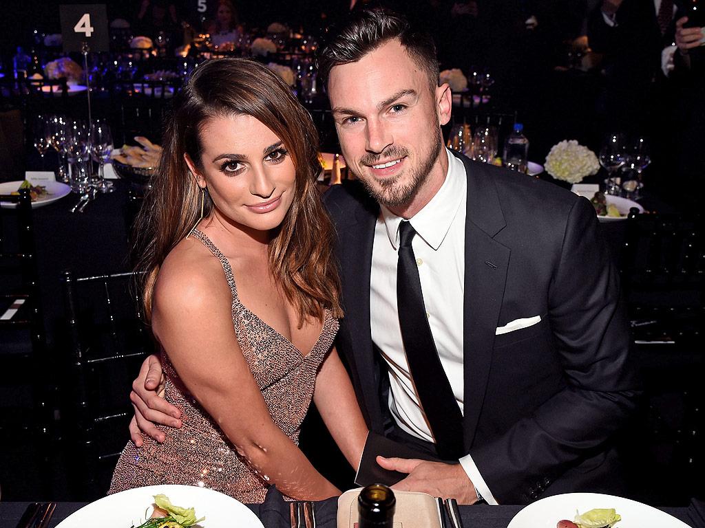 What Breakup? Lea Michele Hits the Town on Star-Studded Night Out| Breakups, TV News, Emmanuelle Chriqui, Jamie-Lynn Sigler, Jamie-Lynn DiScala, JoAnna Garcia
