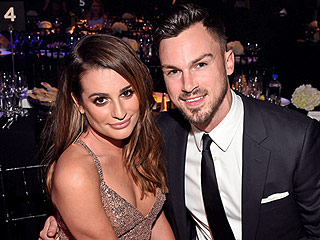 Lea Michele Thanks Boyfriend Matthew Paetz for 'Making Me Smile Again'