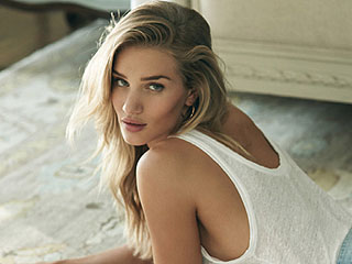 Rosie Huntington-Whitely Shares a Video of Her Killer Workout – Watch the Sweat Sesh!