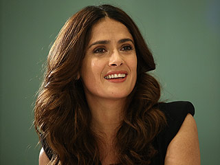 From EW: Salma Hayek Says Sexism in Hollywood Is 'Simple Ignorance'