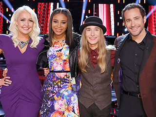 Who Will Win The Voice? Meet the Final Four