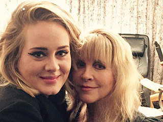 Stevie Nicks to Adele: 'You're Going to Be Me in 40 Years' | Adele, Stevie Nicks