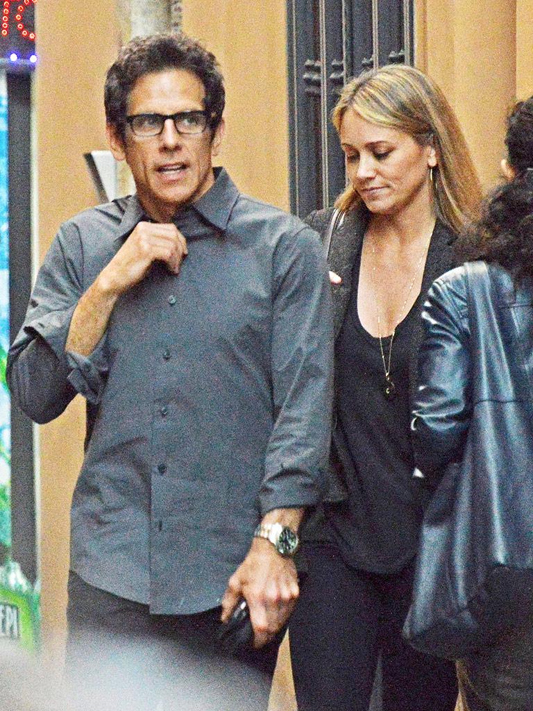 Anne Meara Dies: Ben Stiller Steps Out, Thanks Fans on ...