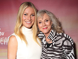 Blythe Danner Wants to Collaborate Onscreen with Gwyneth Paltrow Again: 'If We Can Just Get Her Away from Goop'