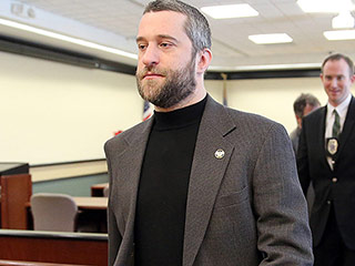 Dustin Diamond's Stabbing Trial Begins with a Strange Misstep by His Lawyer