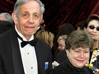 A Beautiful Mind Mathematician John Nash and His Wife Killed in Taxi Crash