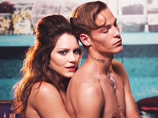FROM EW: Check Out Katharine McPhee's Catchy Comeback Single 'Lick My Lips'