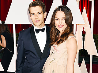 Keira Knightley Welcomes First Child