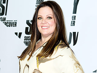 Wow! Melissa McCarthy Looks Stunning at the Spy Premiere: PHOTO