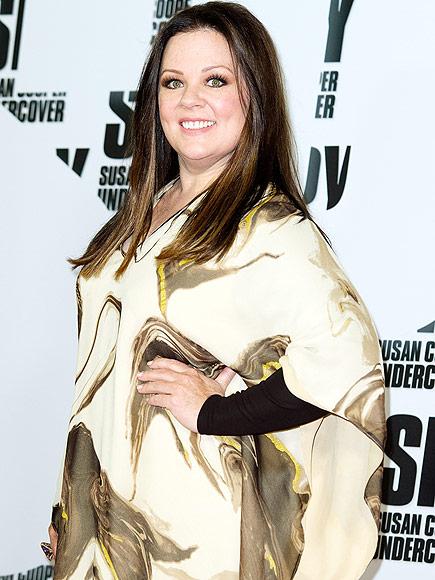 Melissa McCarthy stuns: Melissa McCarthy Premiere