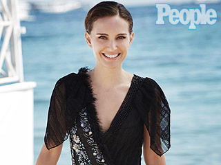 PEOPLE Goes Behind the Scenes in Cannes with Natalie Portman!