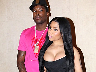 Surprise! Nicki Minaj and Meek Mill Are Not Engaged