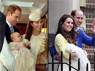 Goodbye, London! 5 Ways Princess Charlotte's Country Christening Will Differ from Prince George's City Service | Kate Middleton, Prince George, Prince William, Princess Charlotte