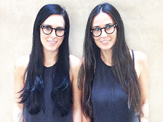 Demi Moore and Daughter Rumer Willis Look Like Twins in New Photo