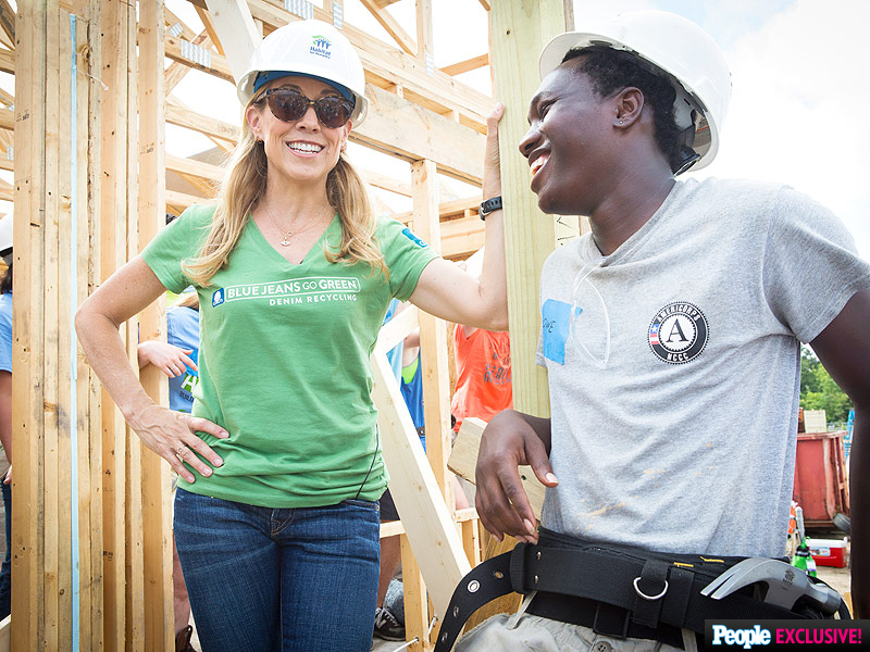 Sheryl Crow Wants to Use Old Blue Jeans to Help Rebuild New Orleans| Sheryl Crow
