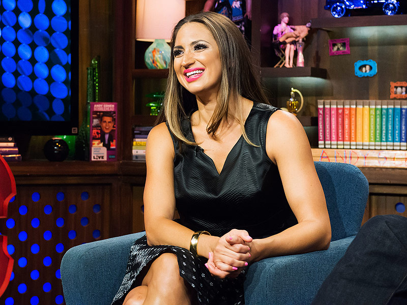 Amber marchese blogs about her journey with cancer for Where do real housewives of new jersey live