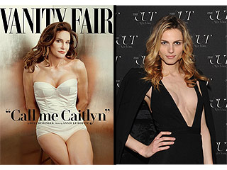 Andreja Pejic to Caitlyn Jenner: 'Congratulations,' the Photo 'Is Very Beautiful'