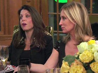 The Real Housewives of New York Return to the Berkshires After Last Season's Nightmarish Trip