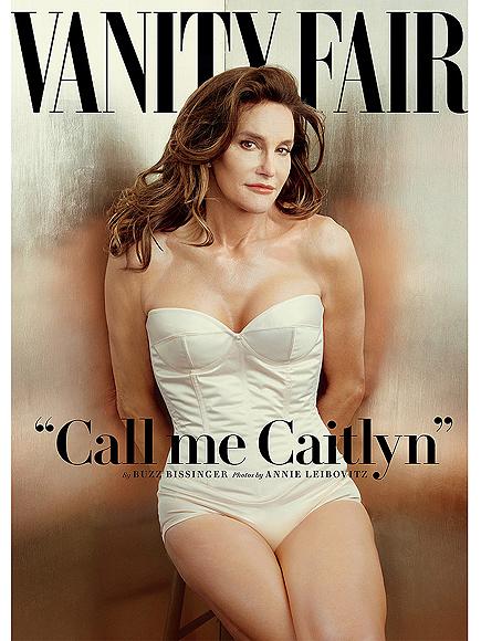 Bruce Jenner Transition: Caitlyn Jenner on Vanity Fair Cover
