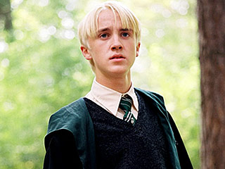 From EW: It's Draco Malfoy's 35th Birthday and J.K. Rowling Isn't Invited to the Party | Harry Potter, Harry Potter and the Prisoner of Azkaban, J.K. Rowling, Tom Felton