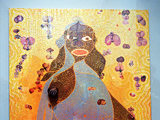 Famed Elephant Dung Painting of Virgin Mary Could Pull $2.3 Million