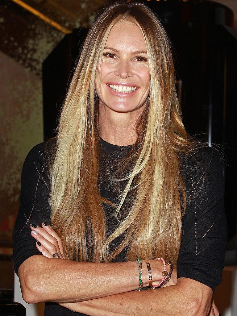 Elle macpherson talks about aging for Elle elle