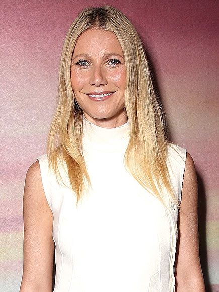 Gwyneth Paltrow Talks Coparenting with Chris Martin at Blogher15 Conference