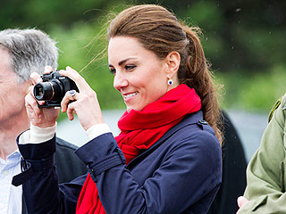 The Queen's Photographer Praises Princess Kate's Camera Skills: 'She Almost Caught Me Out a Few Times Actually!' | Kate Middleton, Prince William