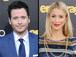 Entourage Costars Kevin Connolly and Sabina Gadecki Are Seeing Each Other