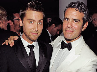 Lance Bass Wishes Andy Cohen a Happy Birthday, Jokes He's the 'One That Got Away'