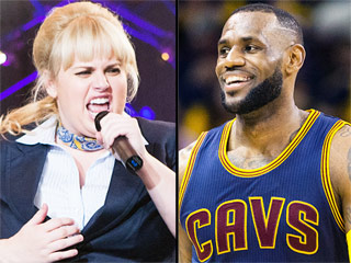 Rebel Wilson Gets Major Shout-Out from Lebron James: 'Fat Amy Is Awesome'