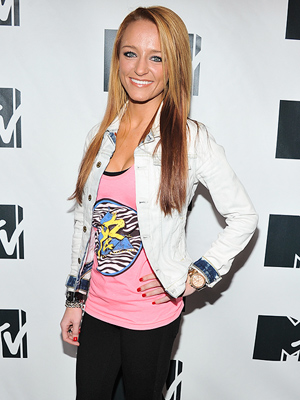 Maci Bookout  attends MTV