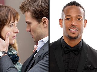 FROM EW: Marlon Wayans to Write and Star in Fifty Shades of Grey Parody Movie