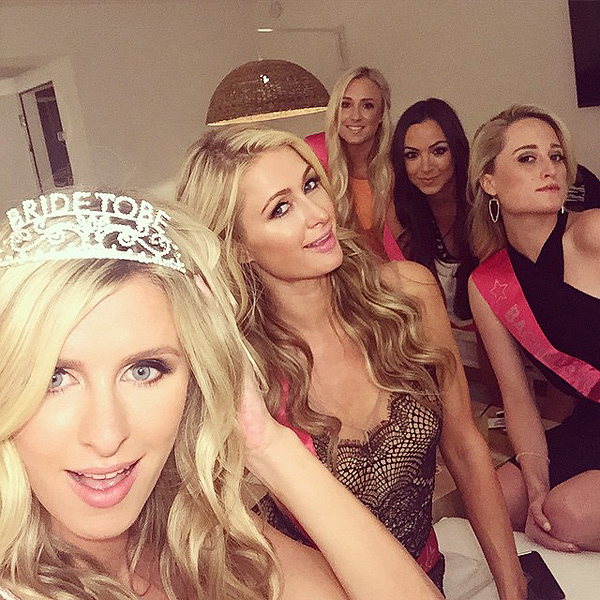Nicky Hilton Lets Loose in Miami for Her Bachelorette Party