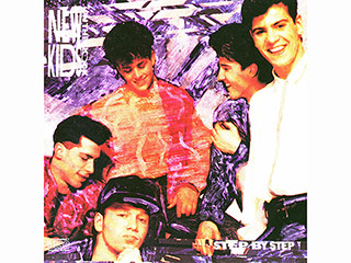 New Kids on the Block's Step by Step Turns 25