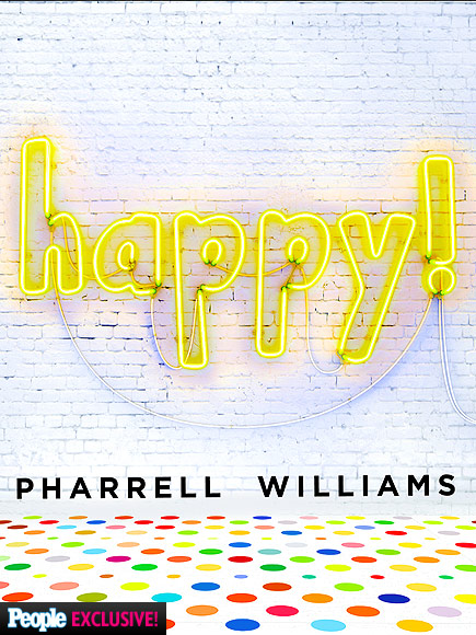 Pharrell Williams' New Children's Book Happy!: FIRST LOOK| Books, Music News, Pharrell Williams